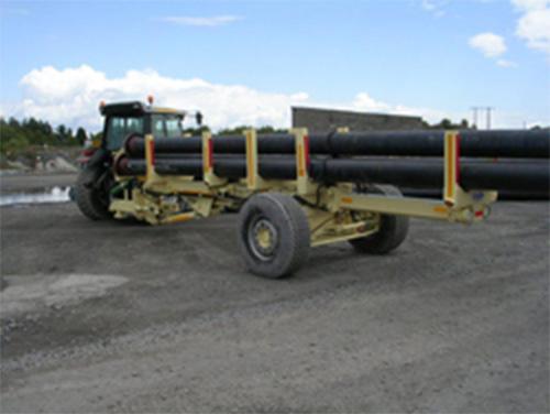 pipe trailer