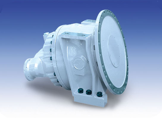concrete mixer gearbox